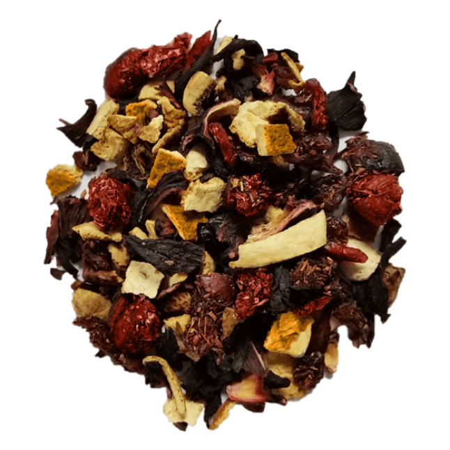 Orange Cranberry Delight Rooibos